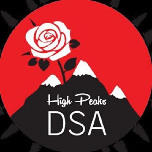 high peaks dsa logo